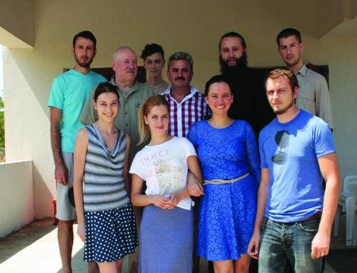 Atelier de iconografie in TOB Romania