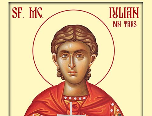 Icoana Sfantul Mucenic Iulian din Tars