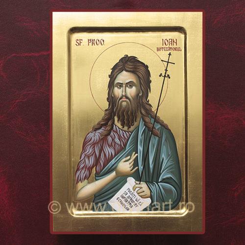 Sf Prooroc Ioan Botezatorul